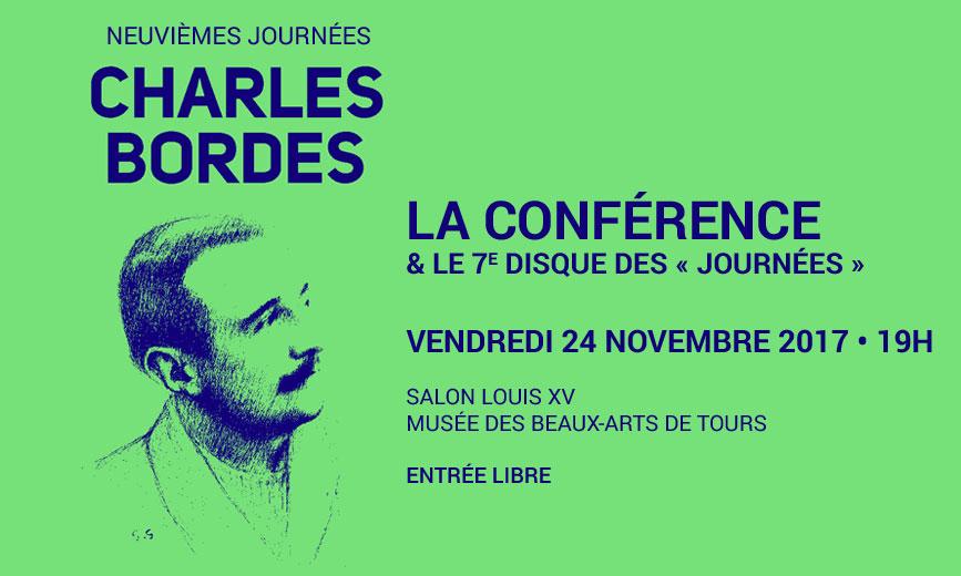 Journées Charles Bordes