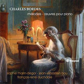 Les mélodies de Charles Bordes VOL. I